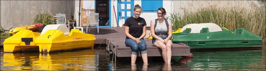 Bootsverleih Am Markkleeberger See
